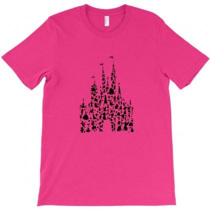 Castle On Earth T-shirt Designed By Irawan