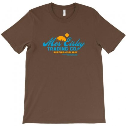 Mos Eisley Trading Co T-shirt Designed By Irawan