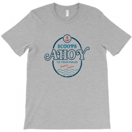 Scoops Ahoy T-shirt Designed By Irawan