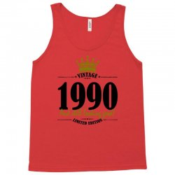vintage 1990 and still looking good Tank Top | Artistshot