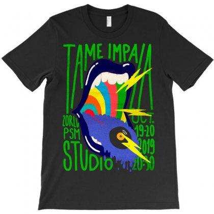 Tame Impala Tour 2019 T-shirt Designed By Pujangga45
