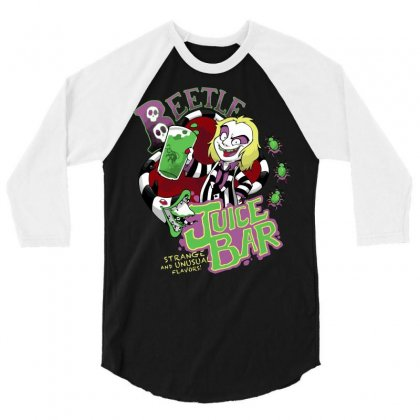 Juice! 3/4 Sleeve Shirt Designed By B4en1