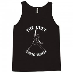 1989 the cult sonic temple tour band rock 80 Tank Top | Artistshot