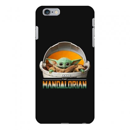 Baby Yoda The Mandalorian Iphone 6 Plus/6s Plus Case Designed By Fun Tees