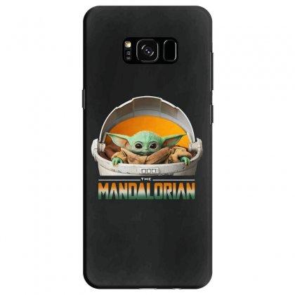 Baby Yoda The Mandalorian Samsung Galaxy S8 Case Designed By Fun Tees