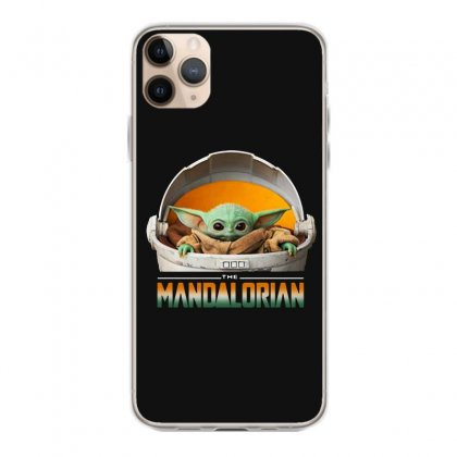 Baby Yoda The Mandalorian Iphone 11 Pro Max Case Designed By Fun Tees