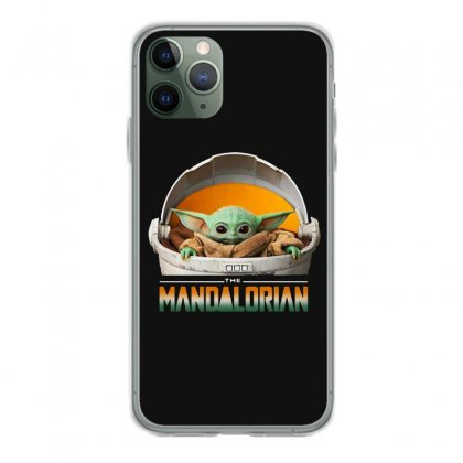 Baby Yoda The Mandalorian Iphone 11 Pro Case Designed By Fun Tees