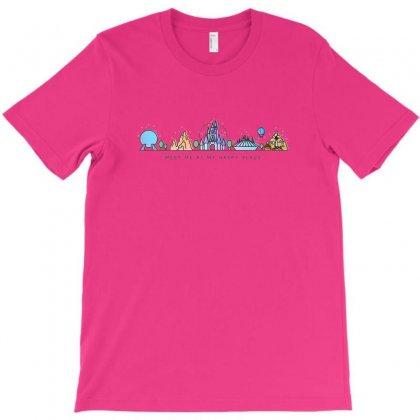 Castle On Earth T-shirt Designed By Ahmadjufriyanto