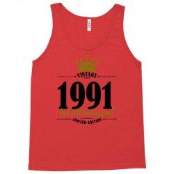 vintage 1991 and still looking good Tank Top | Artistshot