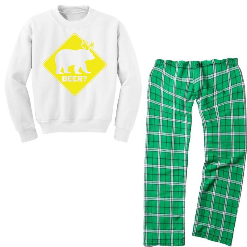 Beer Youth Sweatshirt Pajama Set | Artistshot
