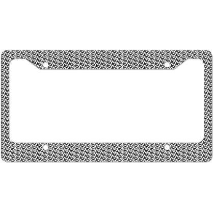 A License Plate Frame Designed By Estore