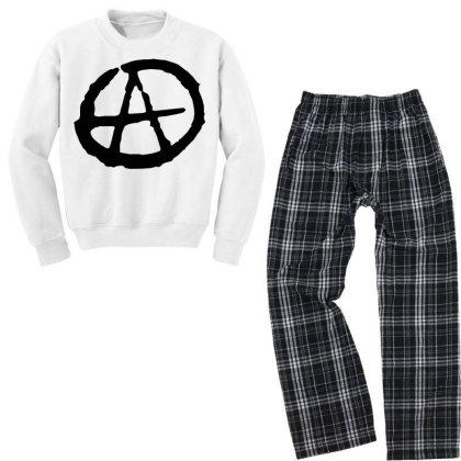 A Youth Sweatshirt Pajama Set Designed By Estore