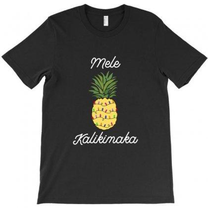 Mele Kalikimaka Hawaiian Christmas Vacation T-shirt Designed By Sr88