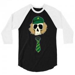 angus young ac dc 3/4 Sleeve Shirt   Artistshot