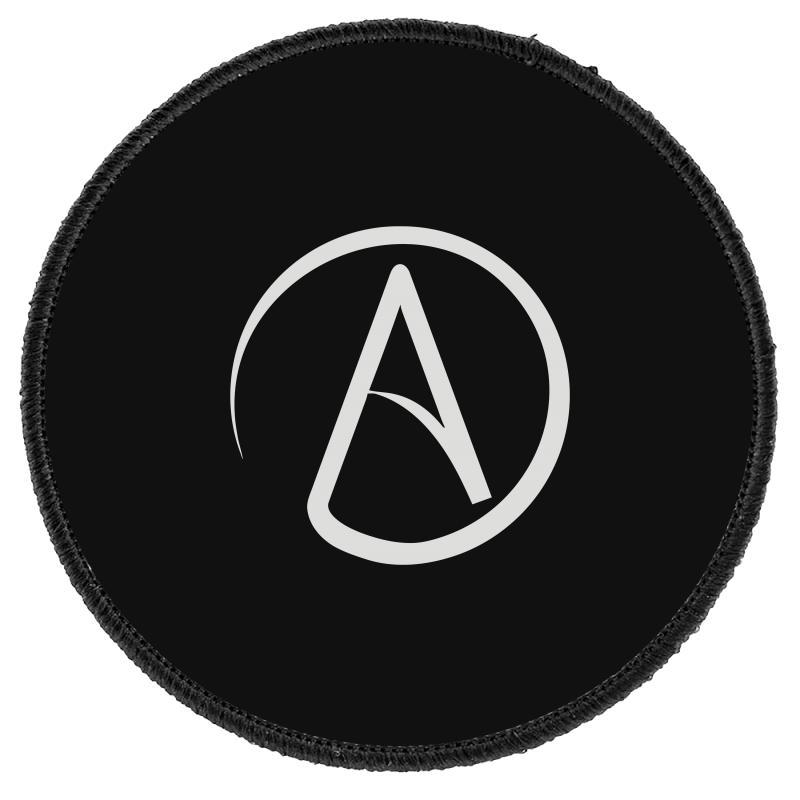 Atheist Atheism Atheismus Round Patch | Artistshot