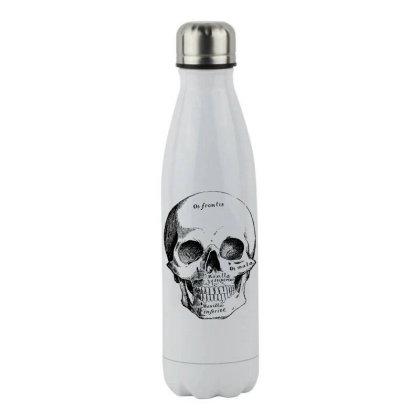 Skull Stainless Steel Water Bottle Designed By Estore