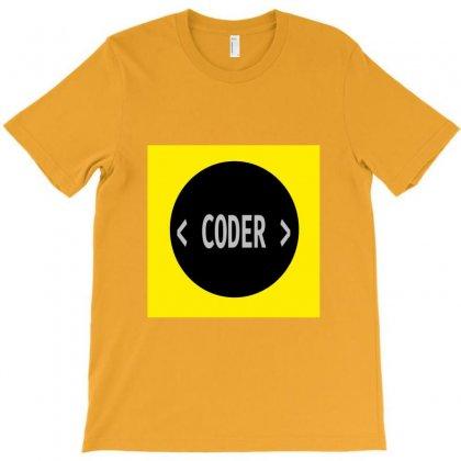 Coder T-shirt Designed By Akkitech_s