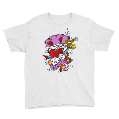 Heart Youth Tee Designed By Estore