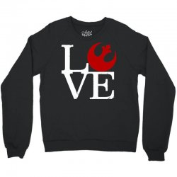 love rebels Crewneck Sweatshirt | Artistshot