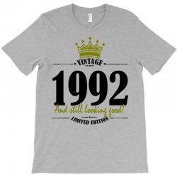 vintage 1992 and still looking good T-Shirt | Artistshot