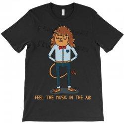 music in the air T-Shirt | Artistshot