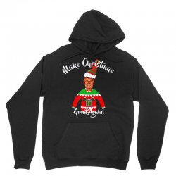 funny trump christmas ugly christmas Unisex Hoodie | Artistshot