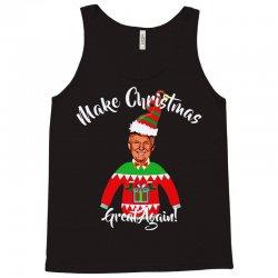 funny trump christmas ugly christmas Tank Top | Artistshot