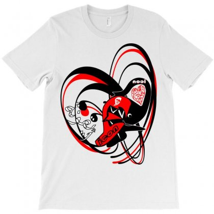 Icon T-shirt Designed By Nowlam
