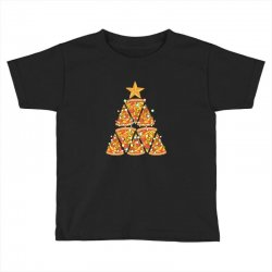 christmas tree pizza Toddler T-shirt | Artistshot