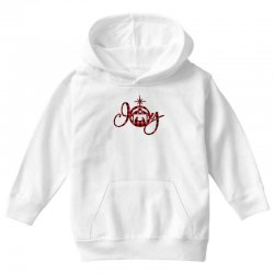 joy with christmas nativity for light Youth Hoodie   Artistshot