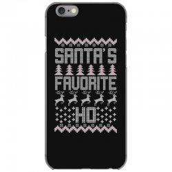 santa's favorite ho for dark iPhone 6/6s Case | Artistshot