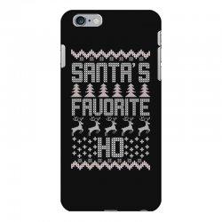 santa's favorite ho for dark iPhone 6 Plus/6s Plus Case | Artistshot