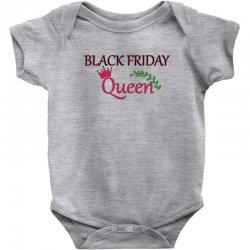 black friday queen Baby Bodysuit | Artistshot
