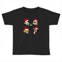 christmas puppies Toddler T-shirt | Artistshot