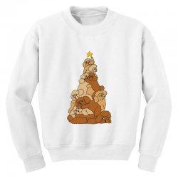christmas tree poodle Youth Sweatshirt   Artistshot