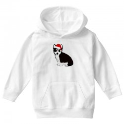 cute baby husky dog Youth Hoodie | Artistshot
