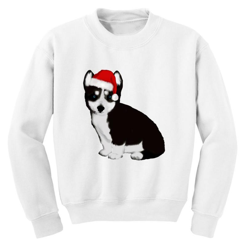 Cute Baby Husky Dog Youth Sweatshirt | Artistshot