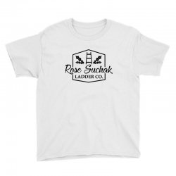 ledders worth sppringging from bed Youth Tee   Artistshot