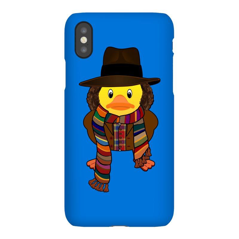 Rubber Duck Dr Who Tom Baker Iphonex Case | Artistshot