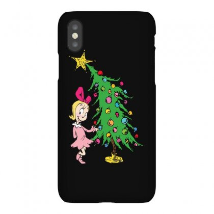 I've Been Cindy Lou Who Good Iphonex Case Designed By Mirazjason