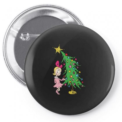 I've Been Cindy Lou Who Good Pin-back Button Designed By Mirazjason