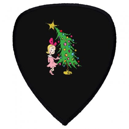 I've Been Cindy Lou Who Good Shield S Patch Designed By Mirazjason