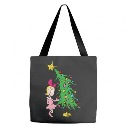 I've Been Cindy Lou Who Good Tote Bags Designed By Mirazjason