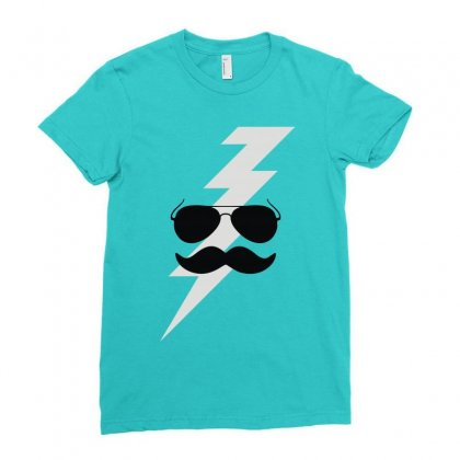 Boots Electric Ladies Fitted T-shirt Designed By Fanshirt