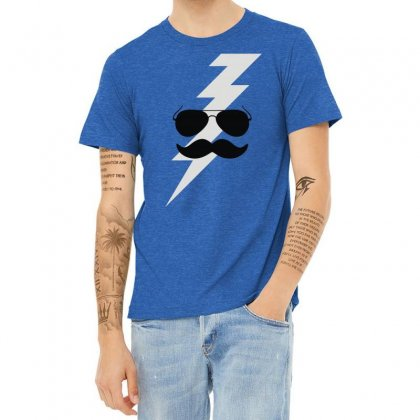 Boots Electric Heather T-shirt Designed By Fanshirt