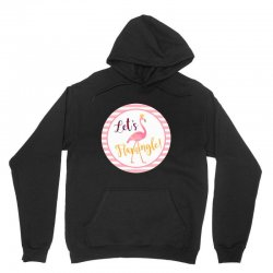 let's flamingle Unisex Hoodie | Artistshot