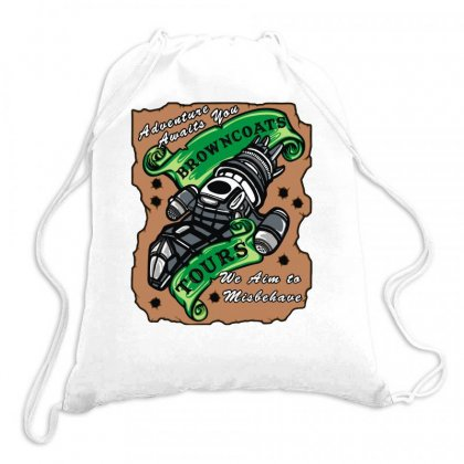 Browncoats Tours Drawstring Bags Designed By Lyly