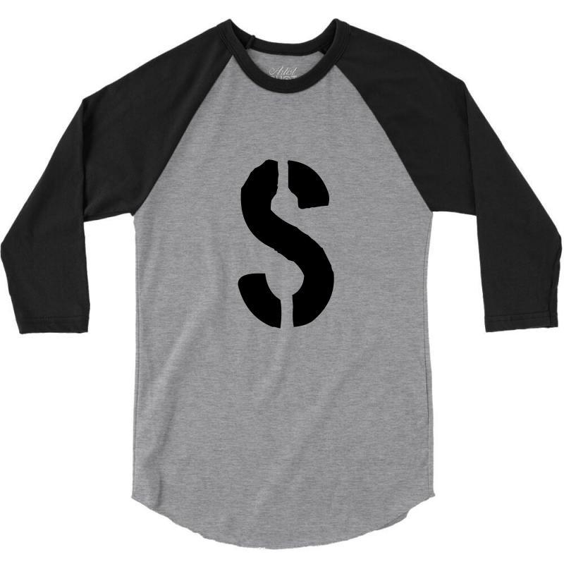 Jughead's S Shirt (riverdale) 3/4 Sleeve Shirt   Artistshot