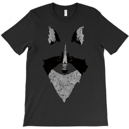 Raccoon T-shirt Designed By B4en1