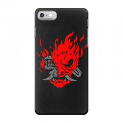 cyberpunk 2077   samurai demon iPhone 7 Case | Artistshot
